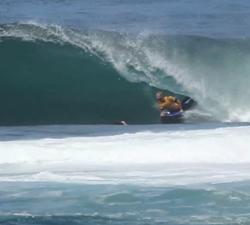 shark island challenge 2014 video
