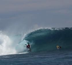 Morgan Halas Tahiti 2014