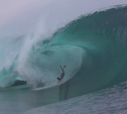 heaviest wave