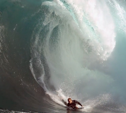 beneath bodyboarding