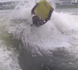 wake bodyboarding