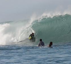 Mentawai bodyboard