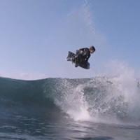 Central Coast bodyboarding