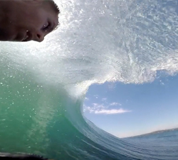 gopro barrel