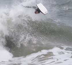 wedge bodyboarding