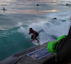 Stand up Bodyboard