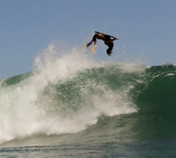 bodyboarding chile