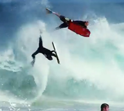 bodyboarding movie