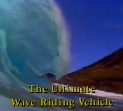 ultimate wave riding