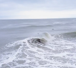 North Carolina bodyboard