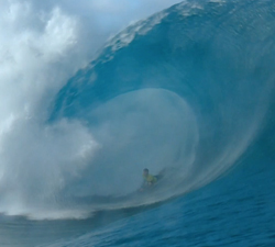 Teahupoo Tahiti Challenge