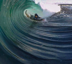bodyboarding shorebreak