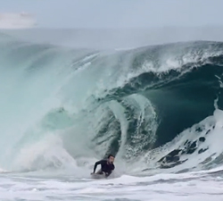 bodyboarding scotland