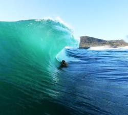 bodyboarding tasmania