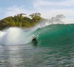 Indonesia bodyboard