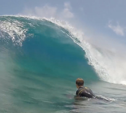 bodyboard cook islands