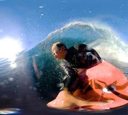 360 gorpo bodyboarding