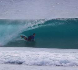 Indonesia Desert Point Session We Bodyboard Bodyboarding