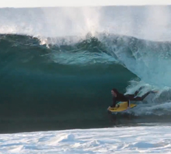 bodyboarding south coast