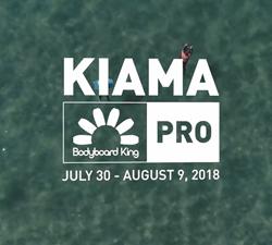 KIAMA pro 2018