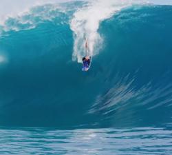 Tahiti bodyboard