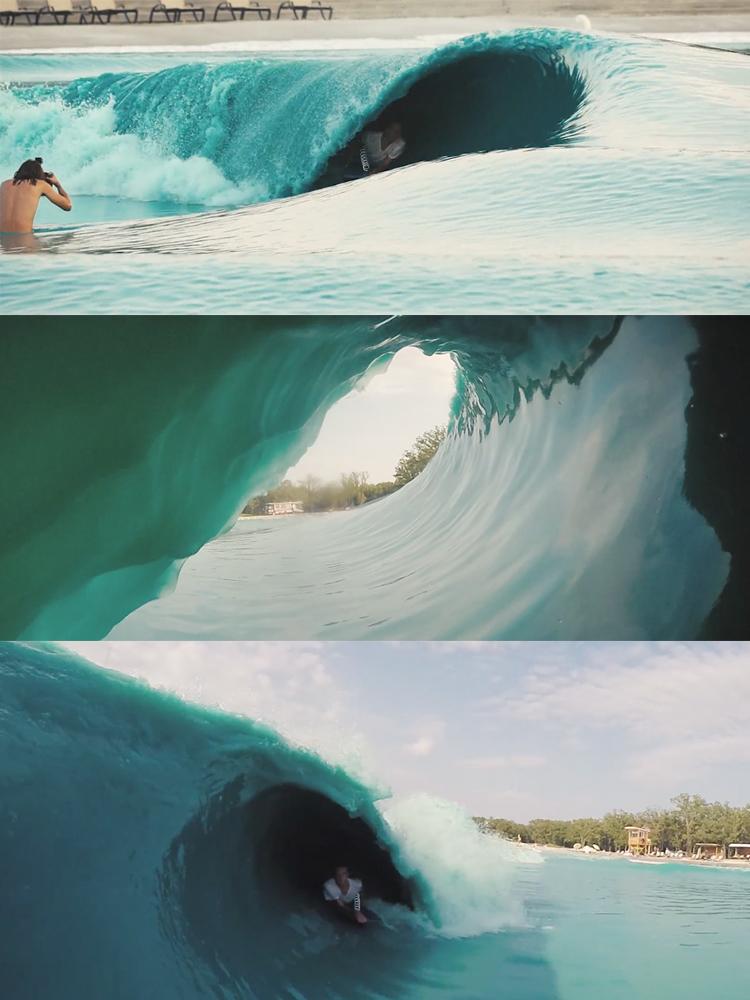 Tanner Mcdaniel Texas wavepool