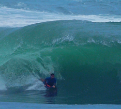 java bodyboard