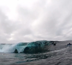 Mediterranean surf