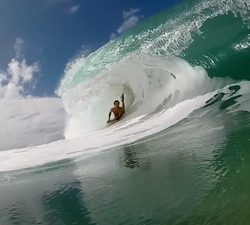 hawaii bodyboard