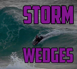 bodyboard wedge