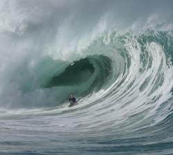wiamea shorebreak
