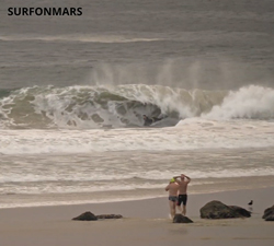 bodyboarding snapper rocks
