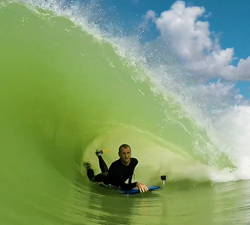 Surf Lakes bodyboard