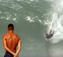 bodyboarding zicatela