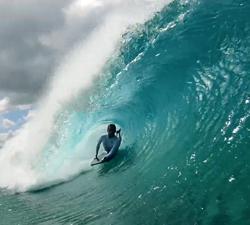 dyboarding hawaii
