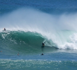 north point bodyboarding