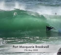 Port Macquarie Breakwall
