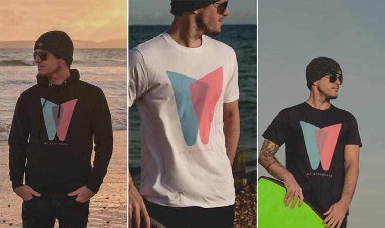 we bodyboard tshirt