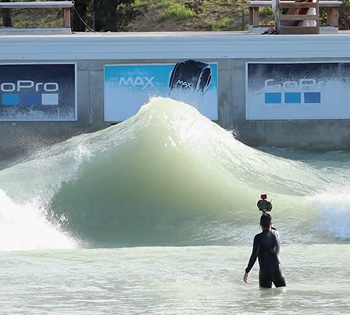 bsr wave pool