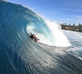 Riley Nalu Wilson bodyboard