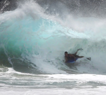 hawaiian bodyboarding