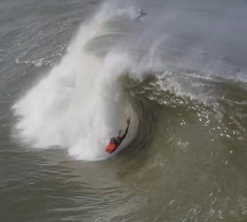 bodyboarding slab