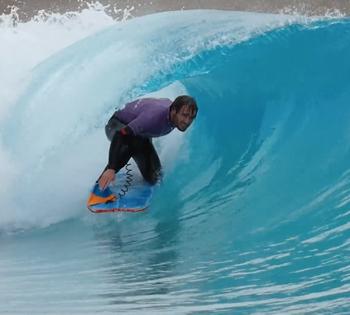 the wave wavepool