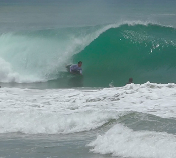 nica waves
